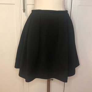 Polo Ralph Lauren Twill Fit and Flare Skirt
